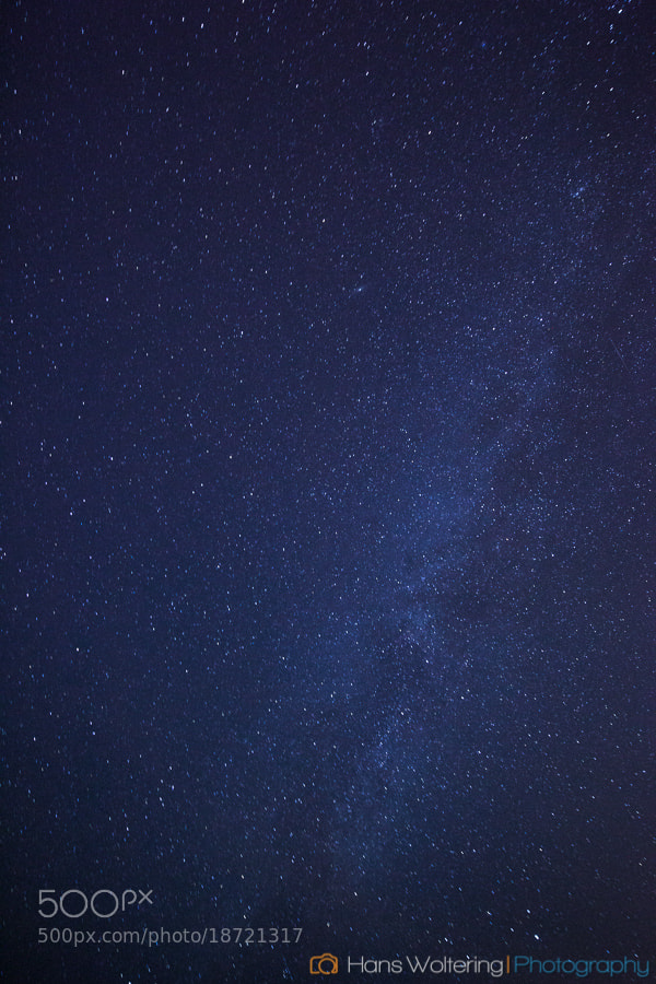 Photograph Stars like I have never seen before by Hans Woltering on 500px