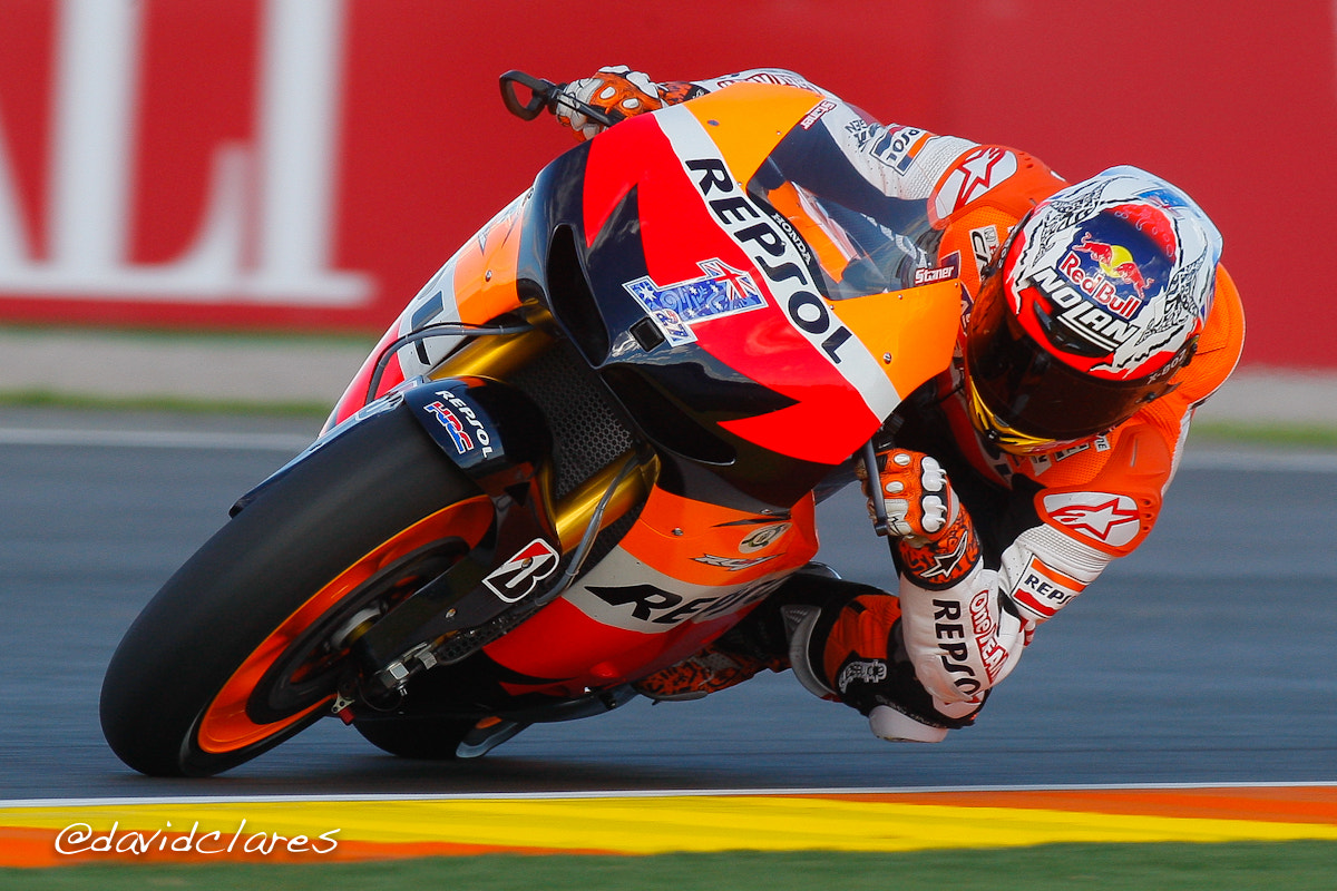 Photograph Casey Stoner REF. 0154 by David Clares on 500px