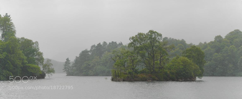 Photograph Loch by Alexander Kalagov on 500px