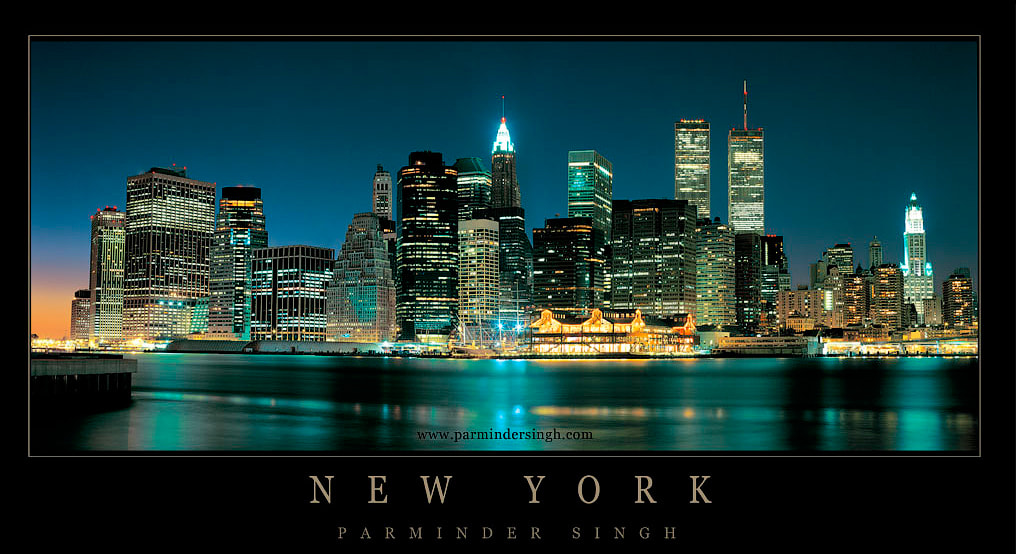 Photograph New York 2000 by parminder singh on 500px