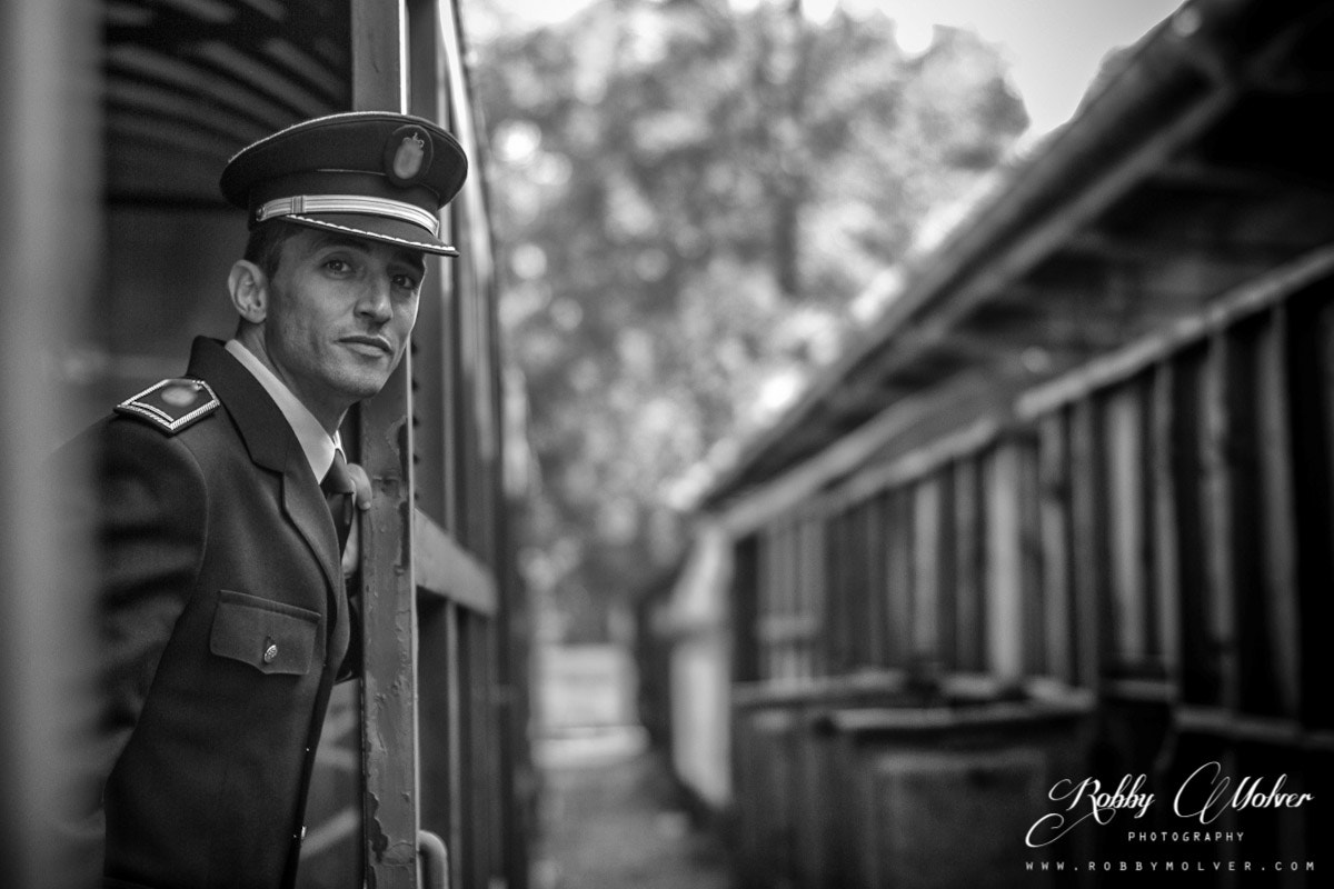 Photograph Soldier by Robby Molver on 500px