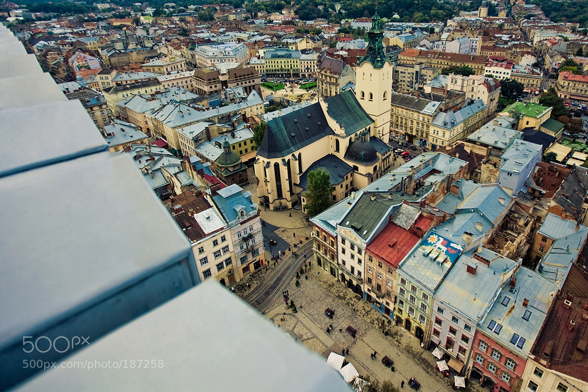 Photograph Lviv by Aleksey Demin on 500px