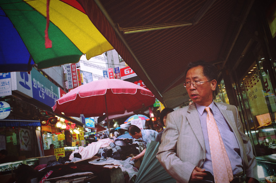 Photograph man in the market by Kimhwan SEOULIST on 500px