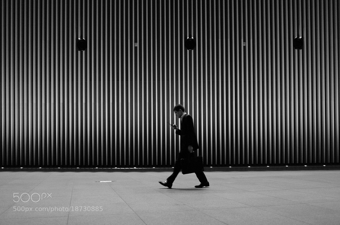 Photograph Japanese business man by Aki Ono on 500px