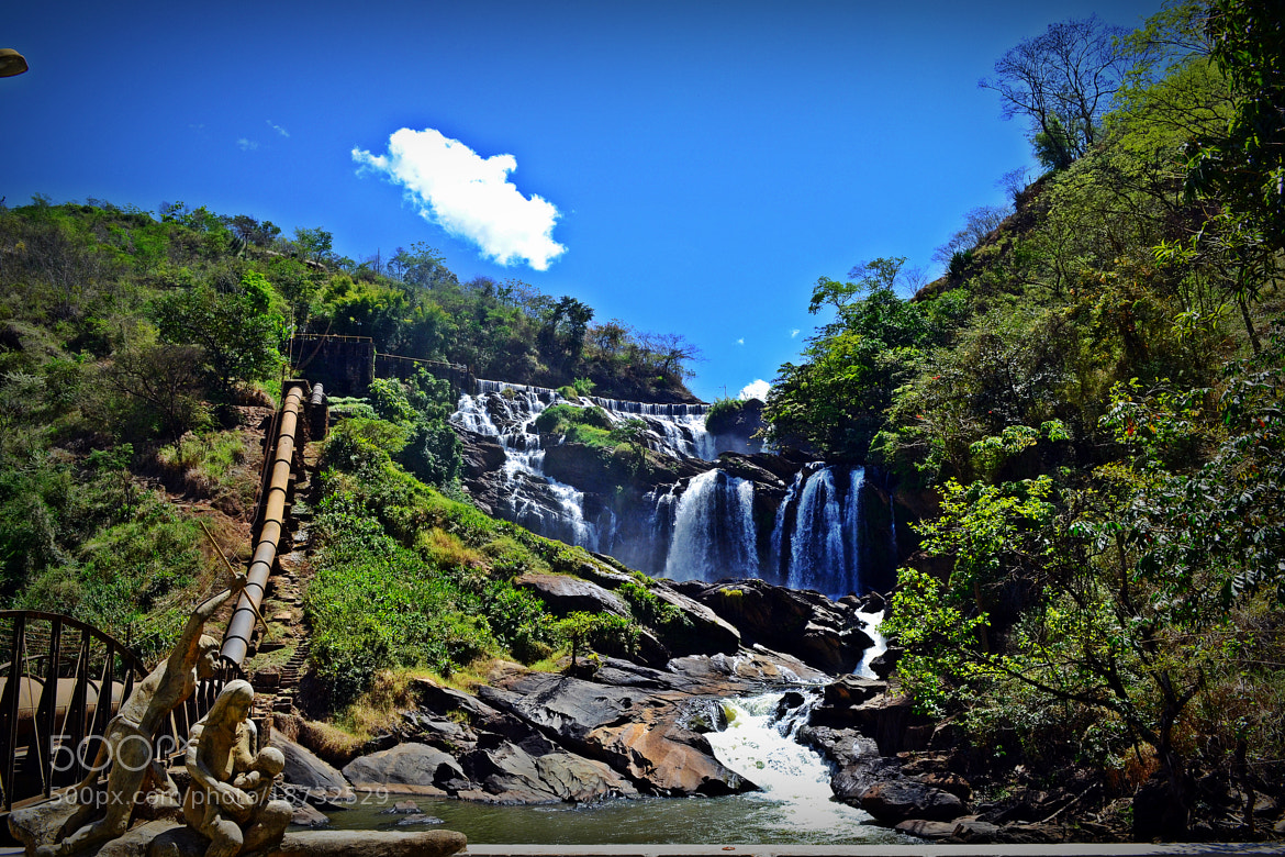 Photograph Cachoeira de Tombos MG Brasil by Alfredo Mathis on 500px
