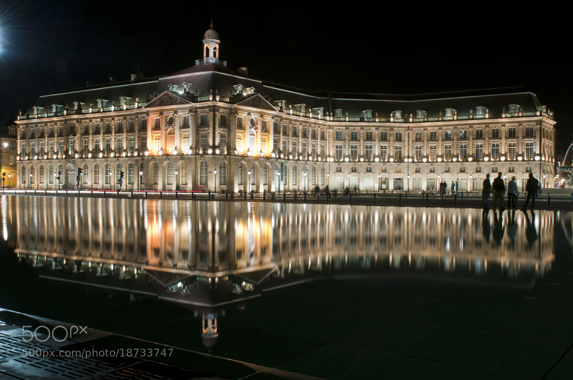 Photograph Place de la Bourse by Mahery Andrianaivoravelona on 500px