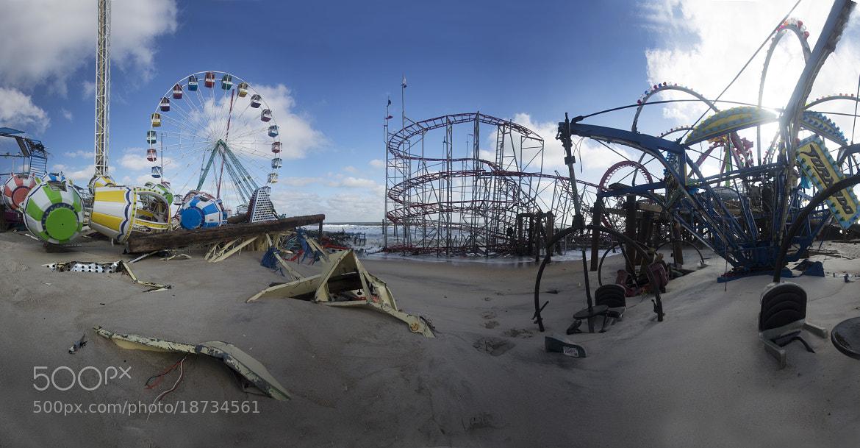Photograph Funtown Pier, Seaside Park by Jo Hendley on 500px