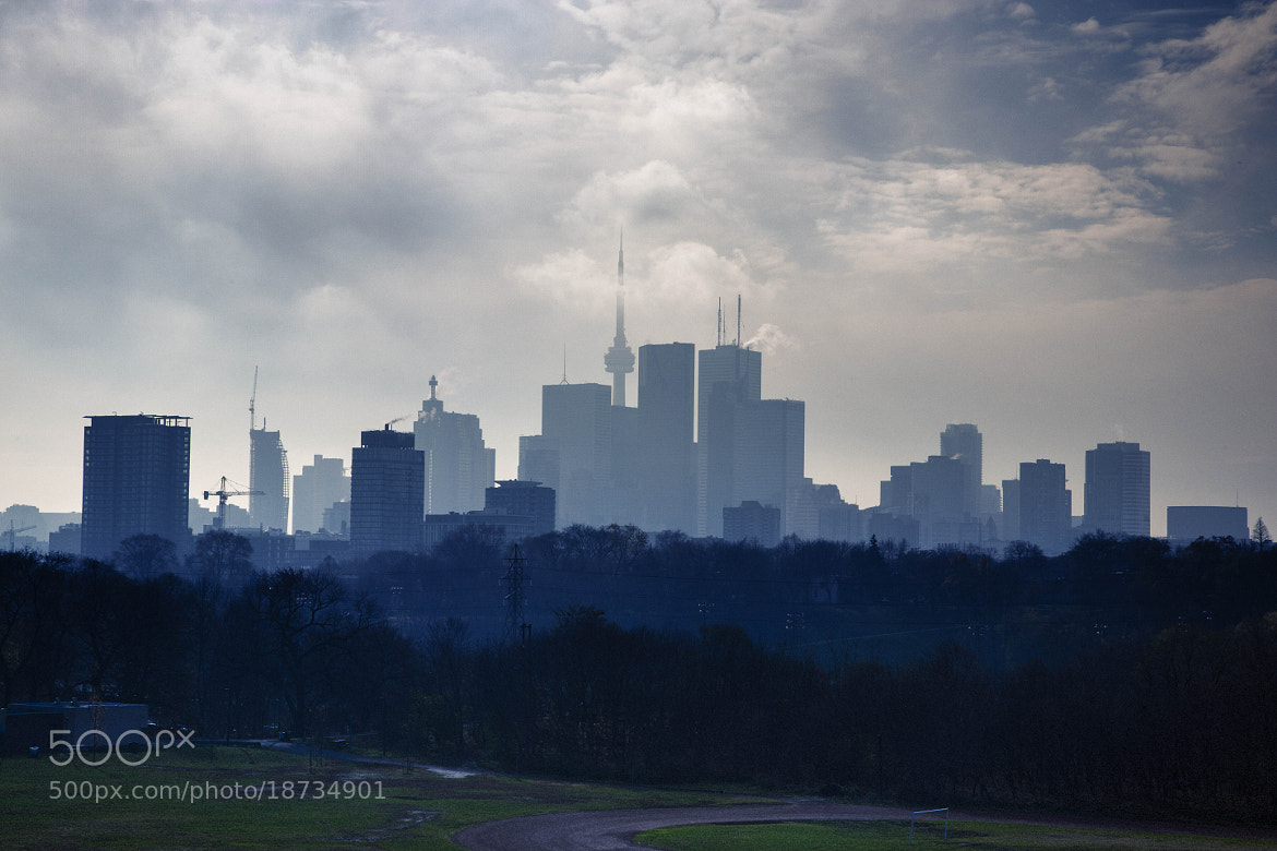 Photograph Smog? by Simon Carr on 500px
