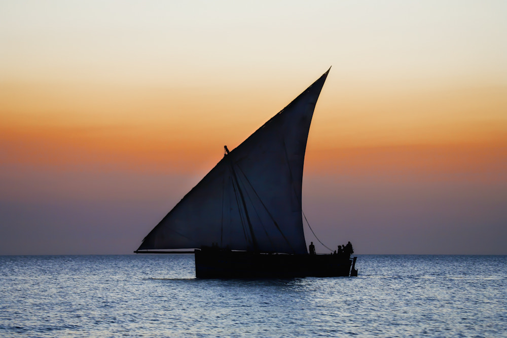 Photograph The Dhow by Mario Moreno on 500px