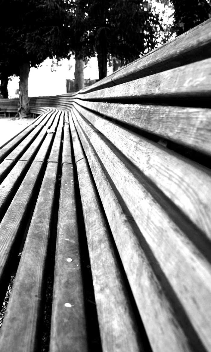 Photograph Long Bench by C_MC_FL_  on 500px