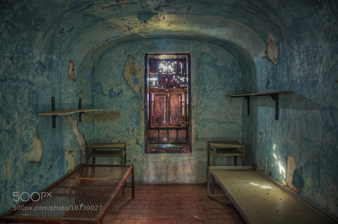 Photograph Prison Blues by Aaron Fuhrman on 500px