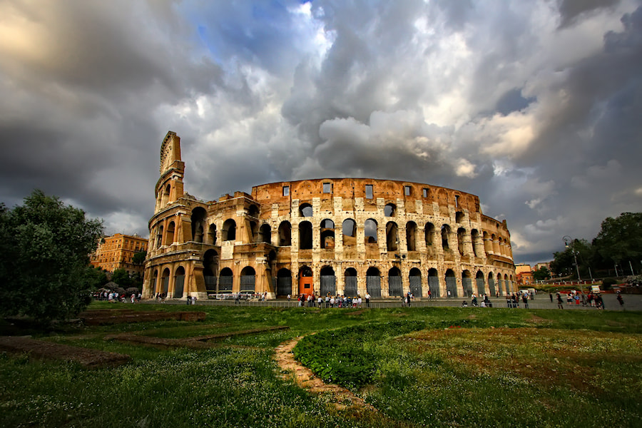 Photograph Colosseo by Carlos Gotay on 500px