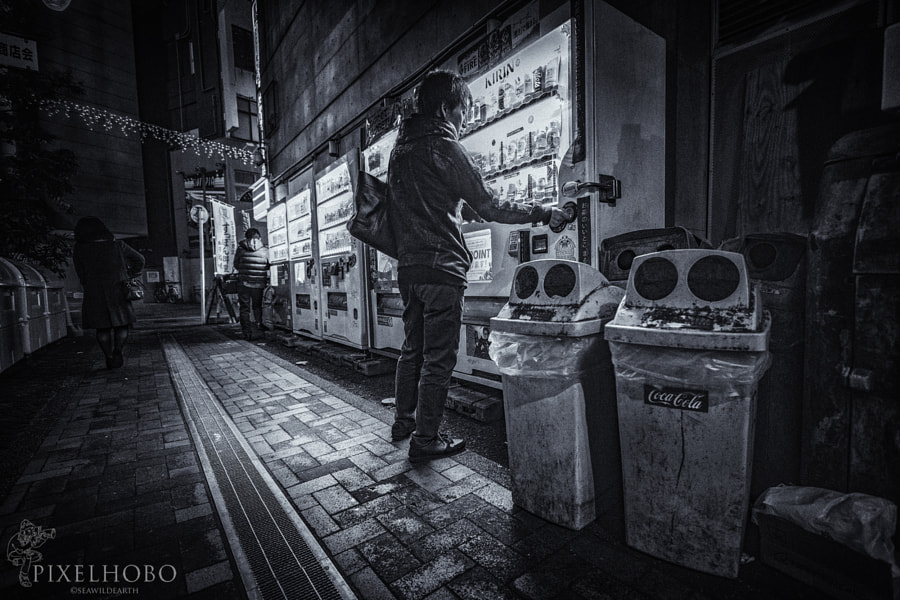 Spoilt for Choice by The Pixel Hobo on 500px.com