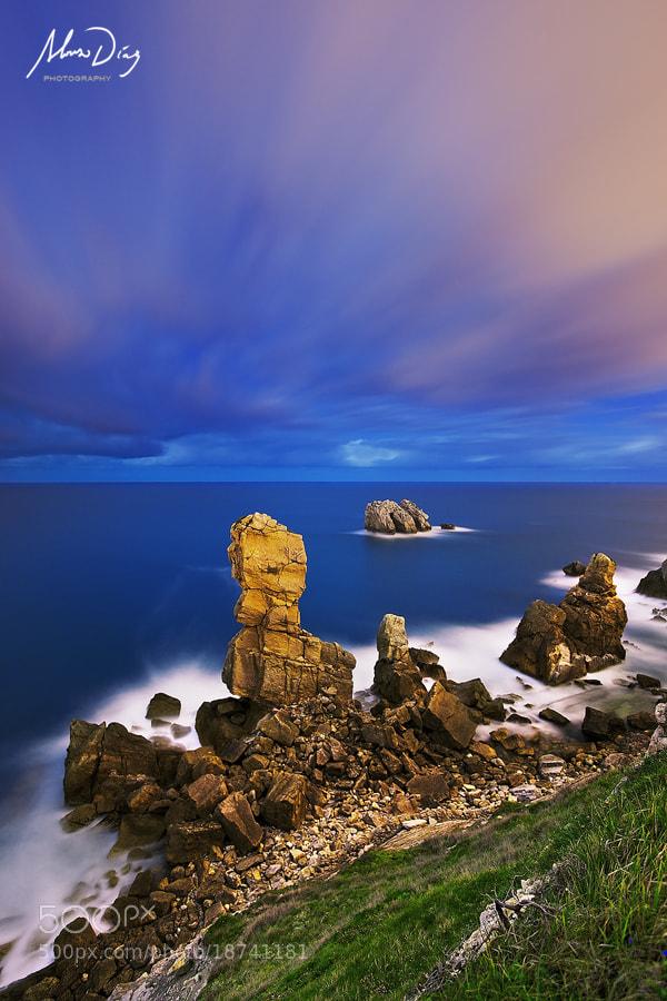 Photograph Sea castle by Alonso Díaz on 500px