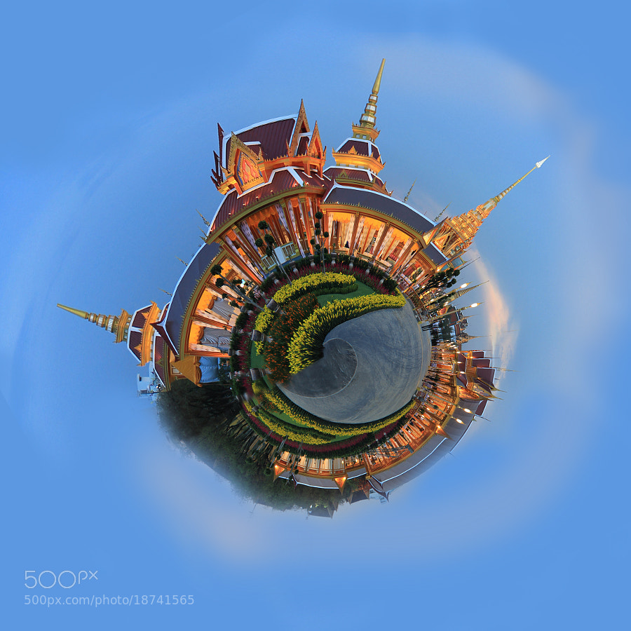 Photograph Tiny World by Asher Lwin on 500px