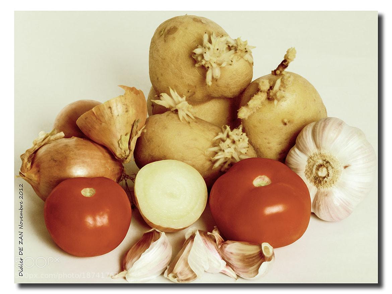 Photograph Vegetables ....  by Didier  DE ZAN on 500px
