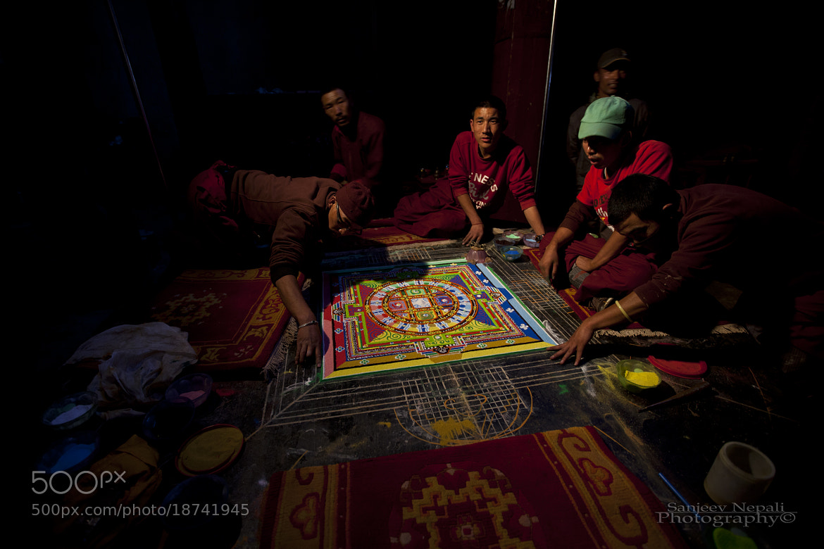 Photograph Buddhism and the Craftsmanship by Sanjeev Nepali  on 500px