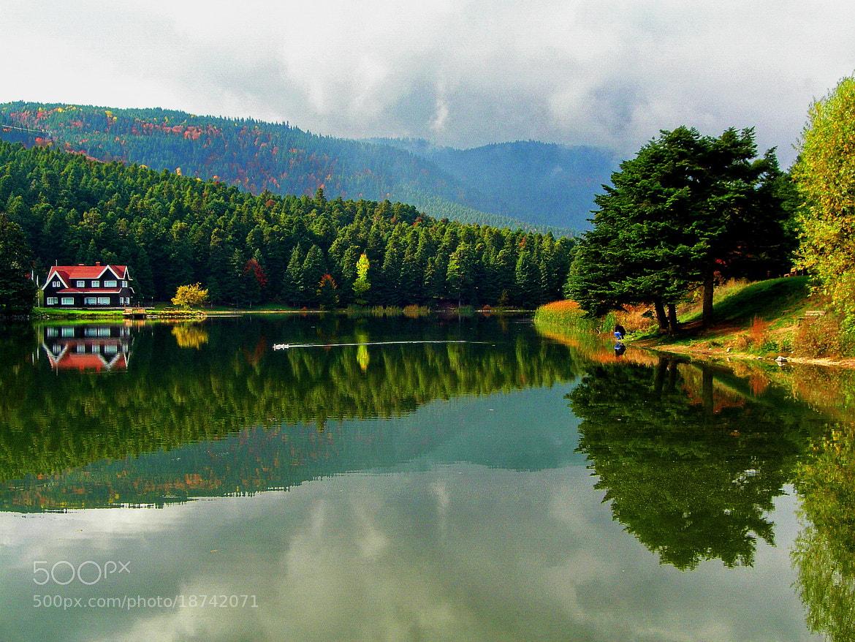 Photograph reflection by tugba kiper on 500px