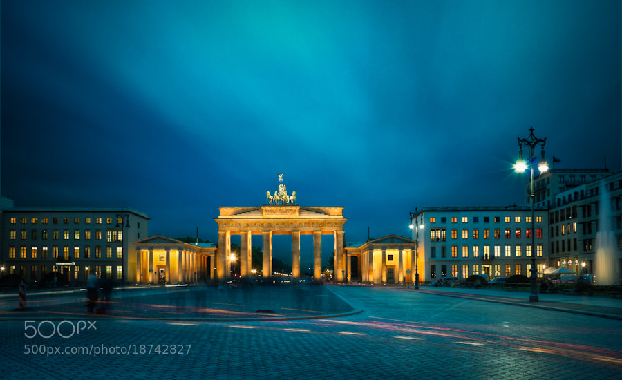 Photograph Willkommen in Berlin by Max Vysota on 500px