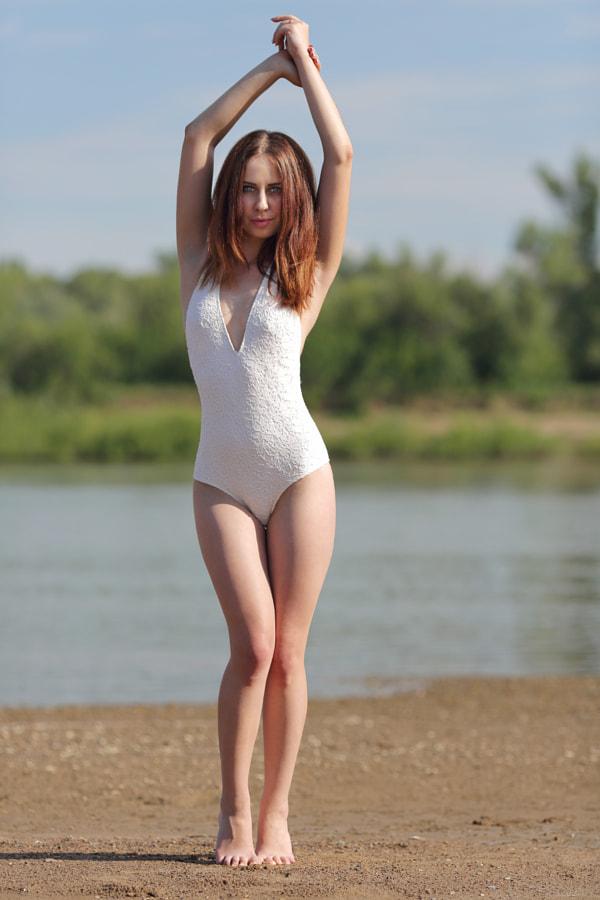 Elina by Murat Kuzhakhmetov on 500px.com