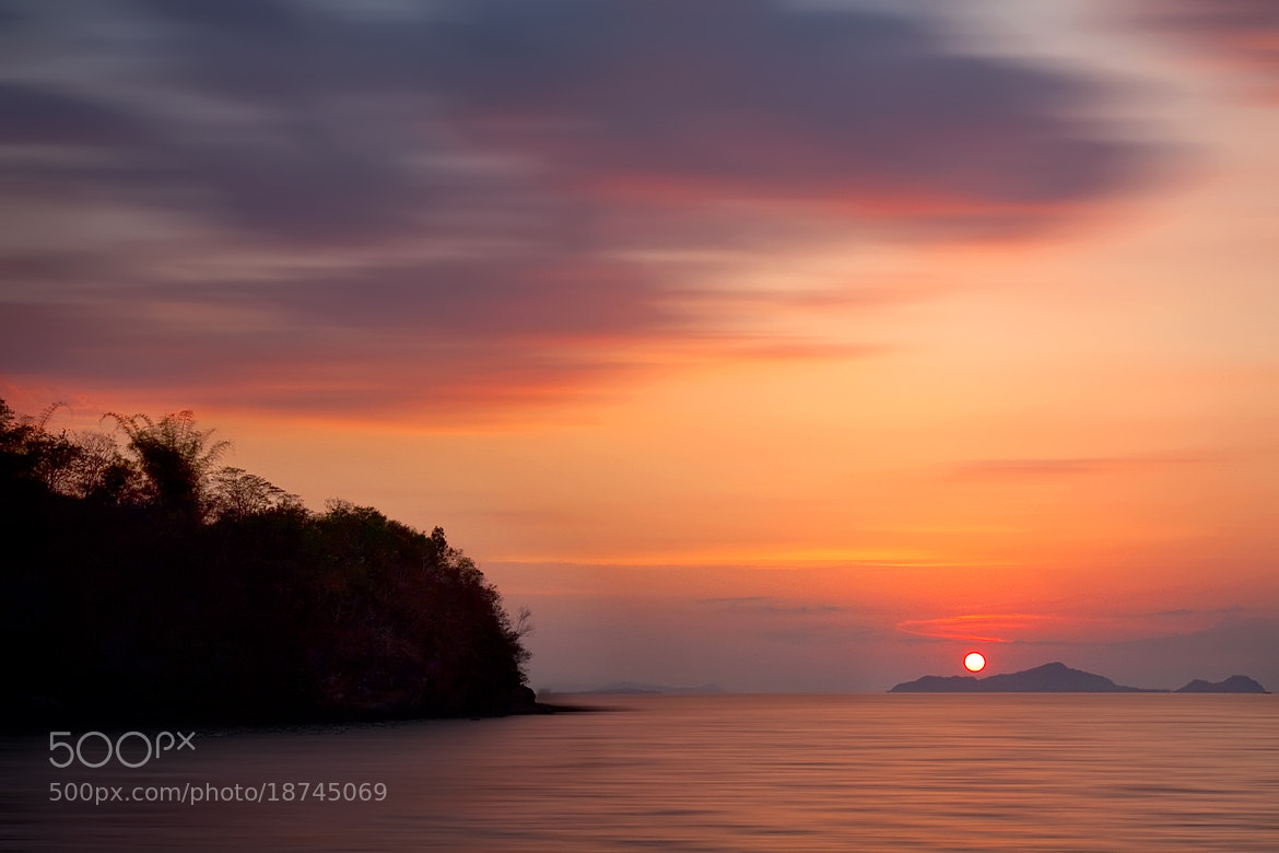 Photograph Sunset in Flores by Pepe Alcaide on 500px