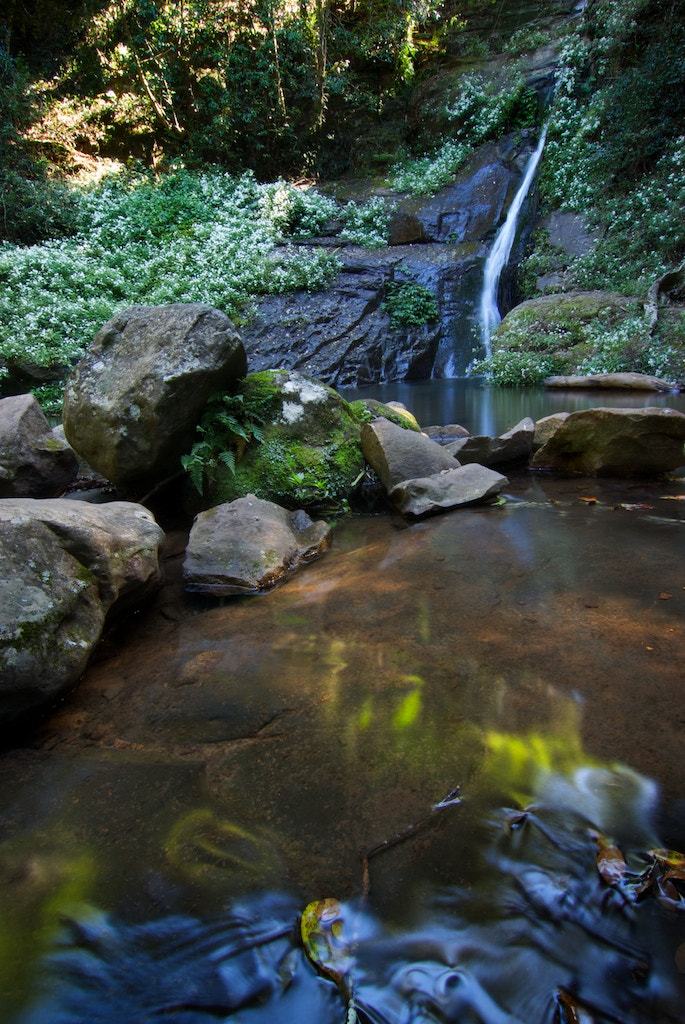 Photograph Secret Waterfall by Reef Skipper on 500px