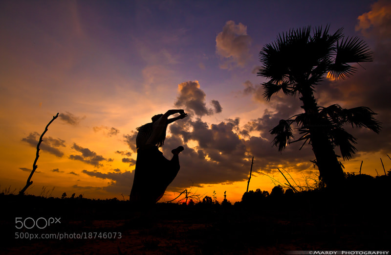 Photograph Act WIth Palm Tree by Mardy Photography on 500px