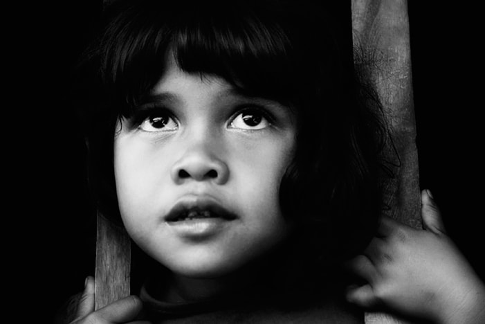 Photograph Future in your eyes .. by Caroline Ryca on 500px