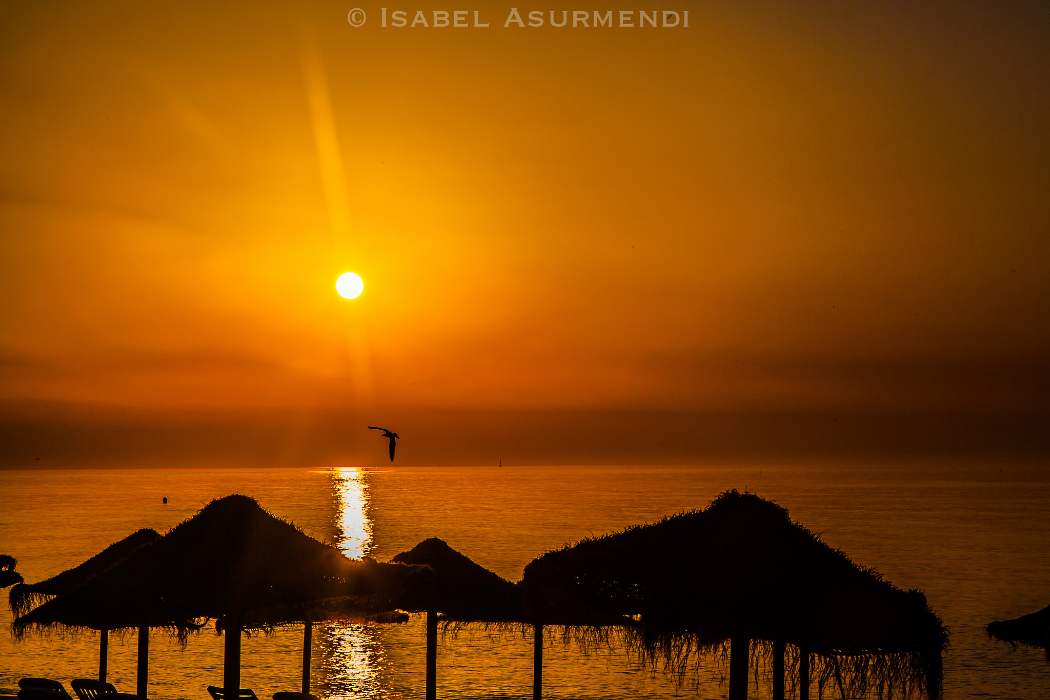 Photograph Amanece en Fuengirola by Isabel Asurmendi on 500px