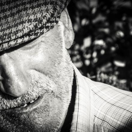 Old coal miner