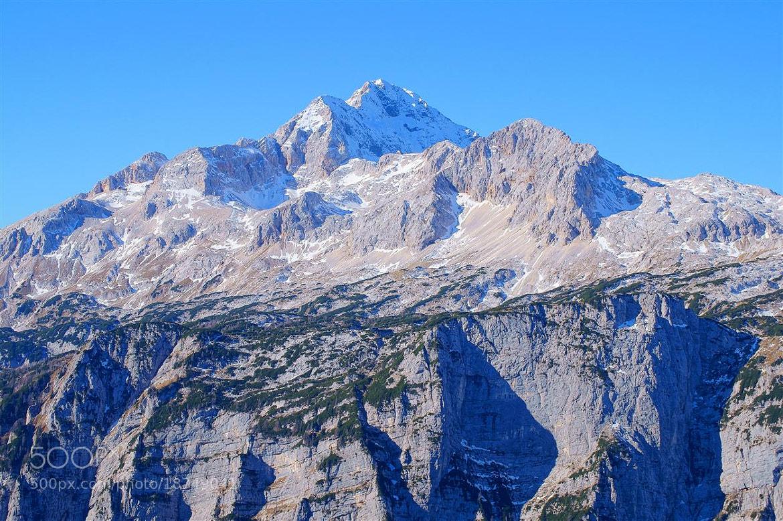 Photograph Triglav mountain by Edvard - Badri Storman on 500px
