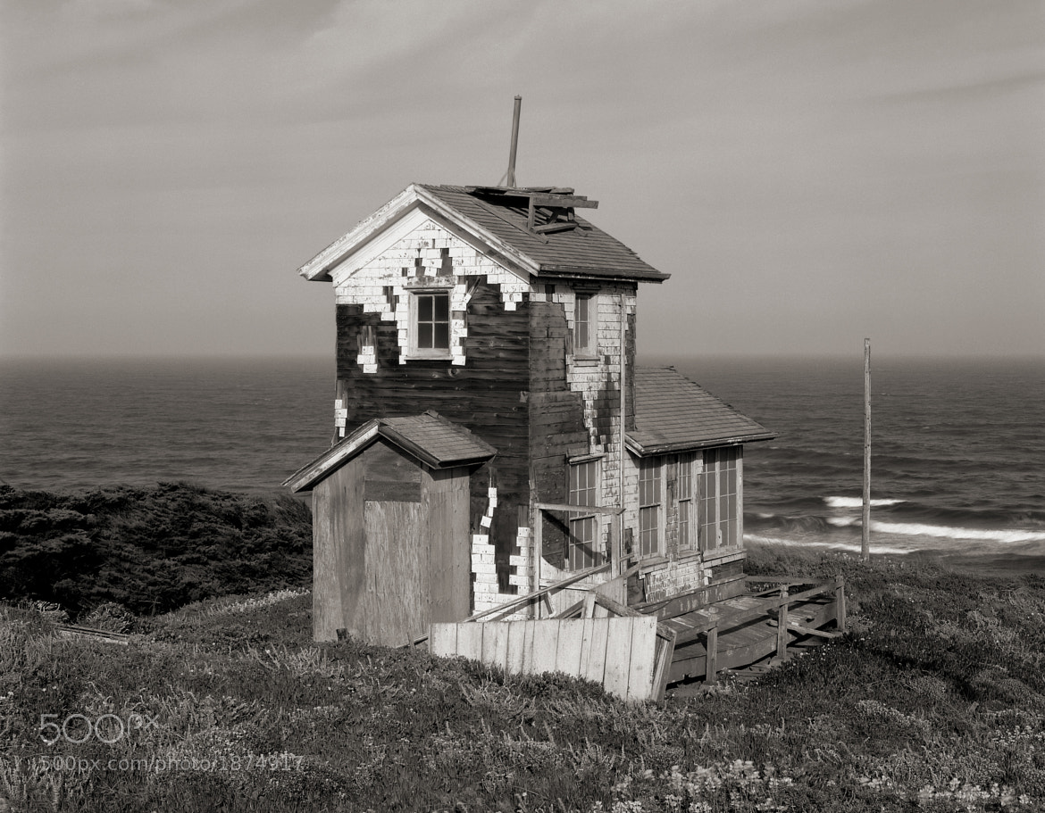 Photograph Abandoned Navy Compass Station, the Great Beach, Point Reyes by Austin Granger on 500px