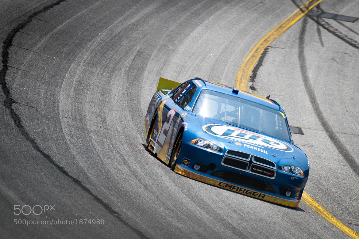 Photograph #2 Brad Keselowski by Julion Bush on 500px