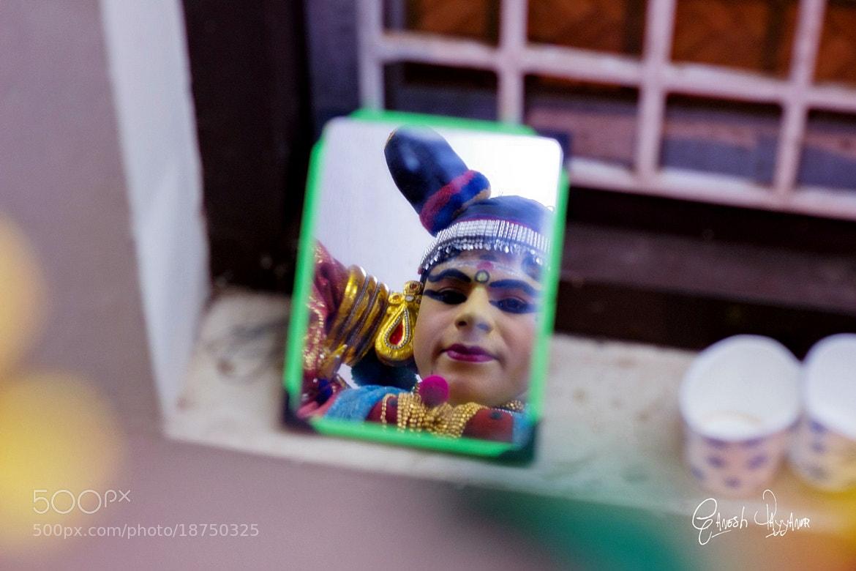 Photograph Minukku- Kathakali Female character. by Ganesh Payyanur on 500px