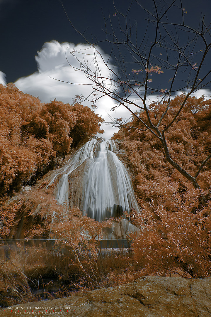 Photograph Lapi Waterfalls by Reiniel Pasquin on 500px