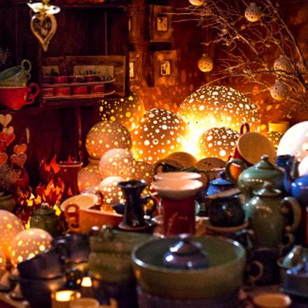 Schlosshof christmas market gifts