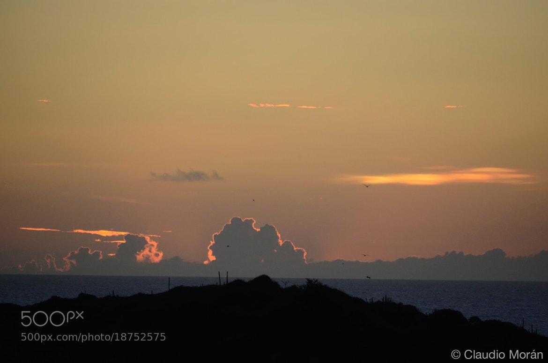 Photograph Dawn by Claudio Morán on 500px