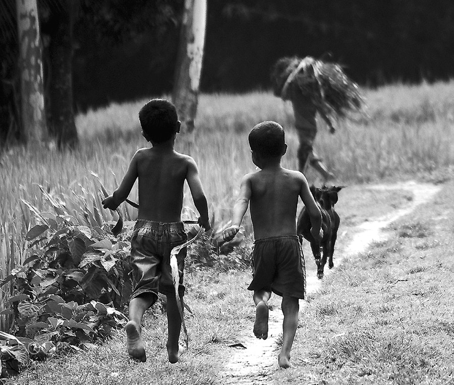 Photograph Lost childhood by Motiur Rahman on 500px