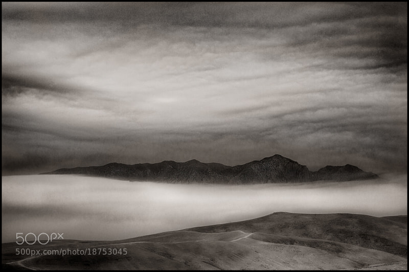 Photograph Fog in the Valley by Kyle Stanley on 500px