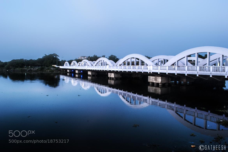 Photograph Napier's Bridge by Satheesh Pandu on 500px