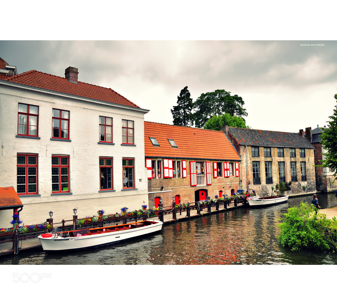 Photograph Brugge by Hakan Buyuker on 500px
