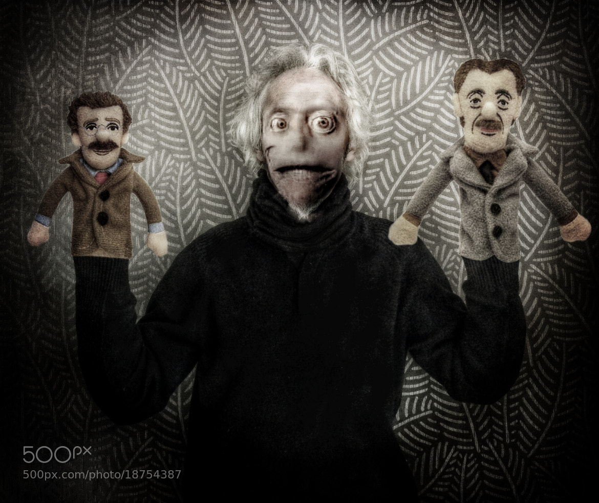 Photograph The Puppet Master by Link Bekka on 500px
