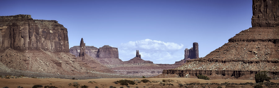 Monument Valley XII