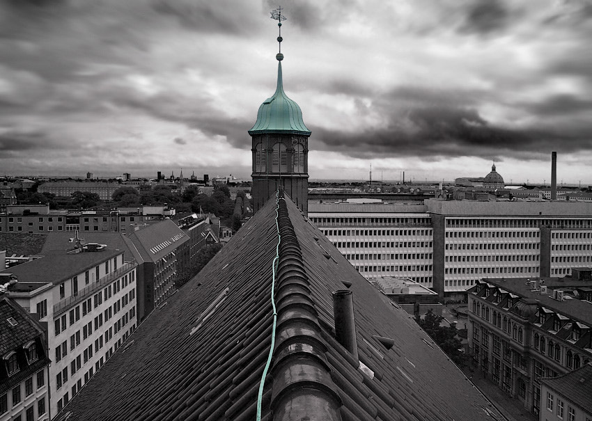 Photograph Roof top by Dmitry Yemelin on 500px