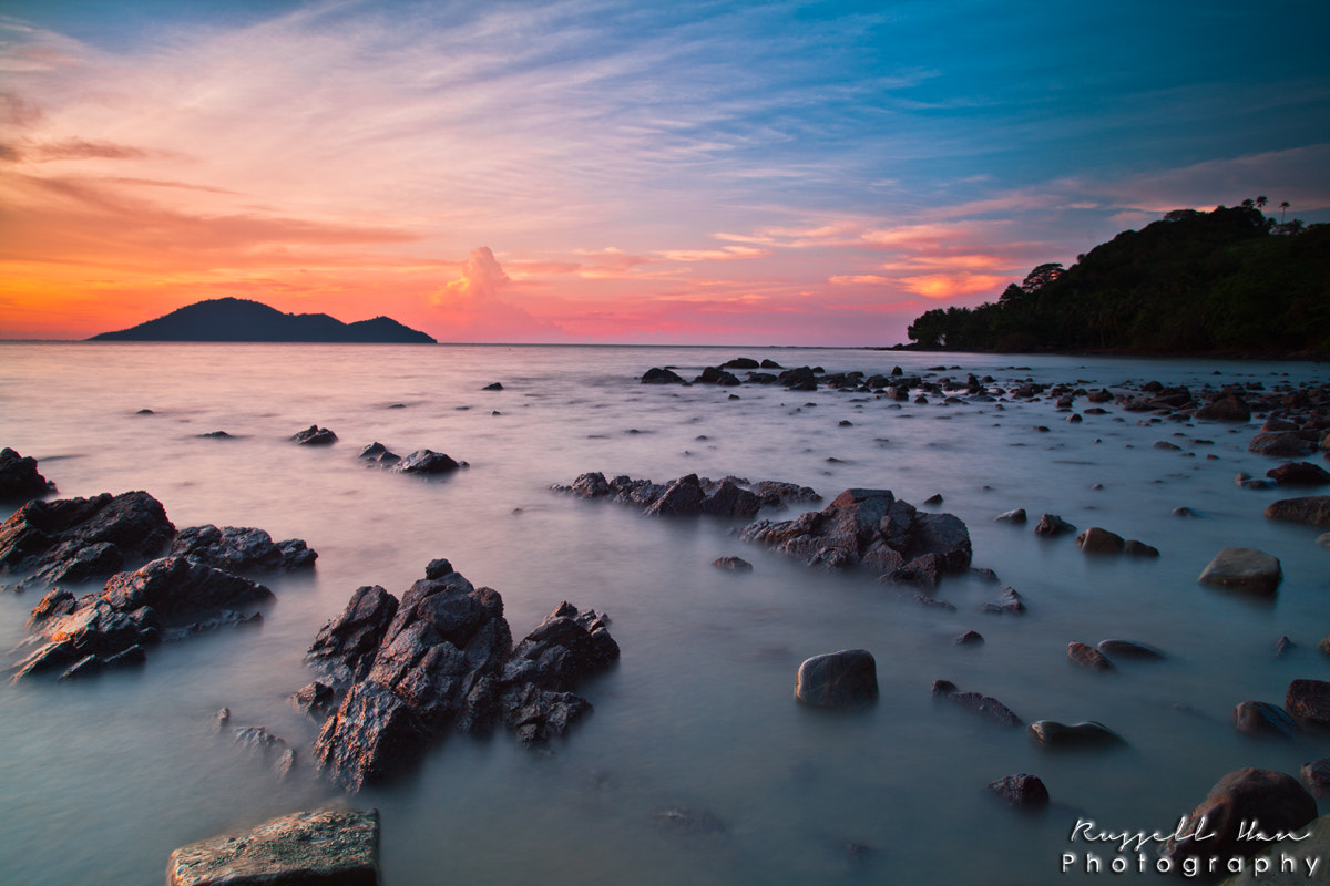 Photograph Leading Rocks by Russell Han Josef on 500px