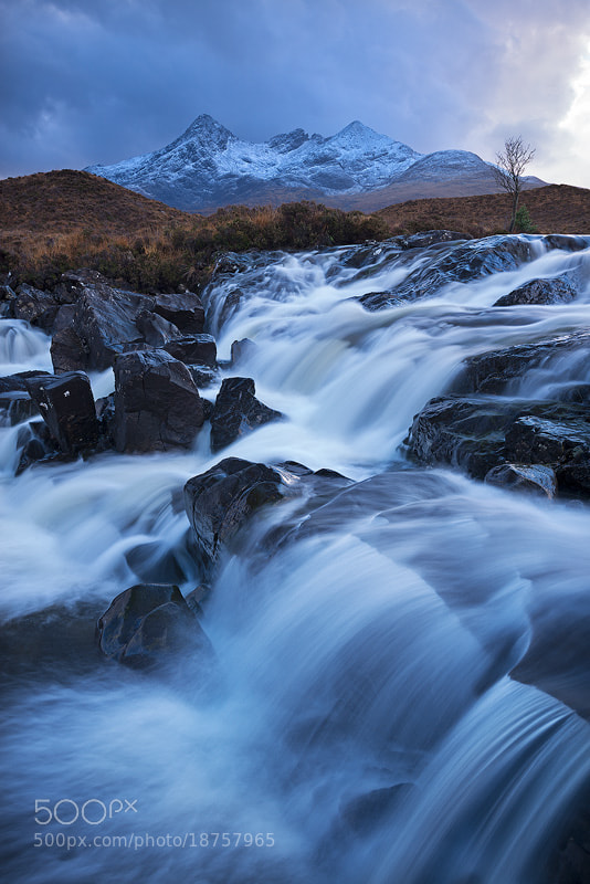 Photograph Mountain Waters by Adam Burton on 500px