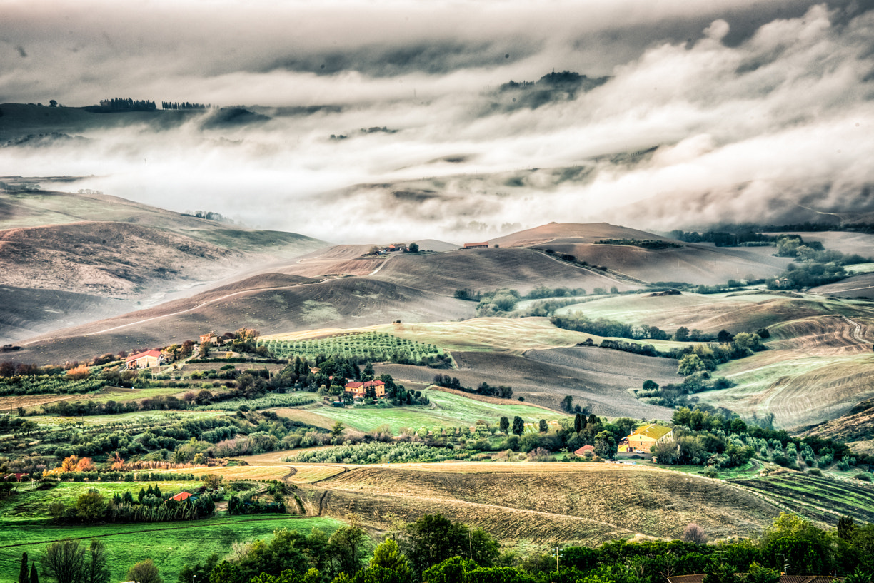 Photograph Tuscany by Alex Hill on 500px