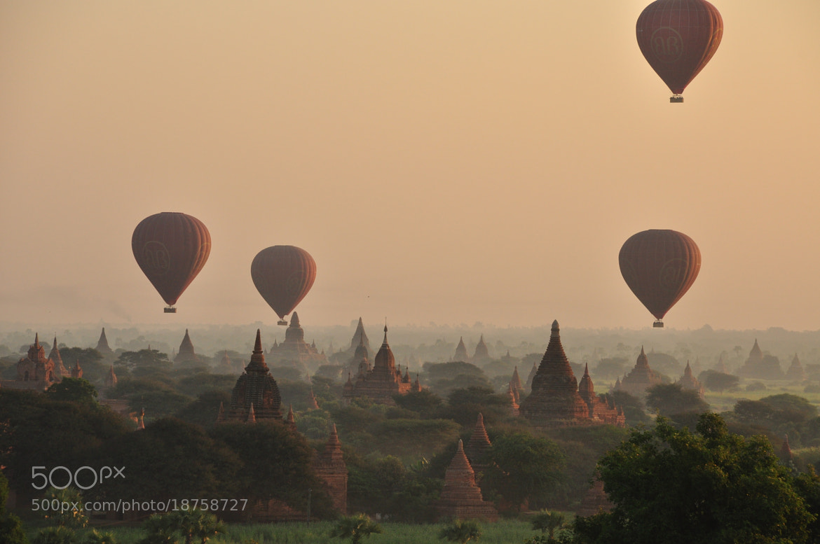 Photograph Mayanmar - Bagan by Maciej Wronski on 500px
