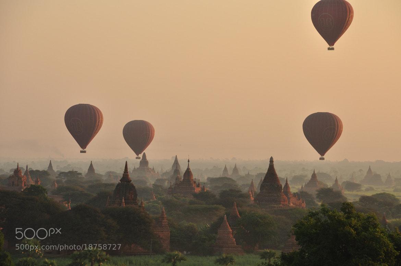 Photograph Mayanmar - Bagan by Maciej Wronski on 500px