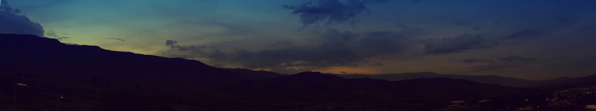Photograph panoramic hill by Tim Torner on 500px